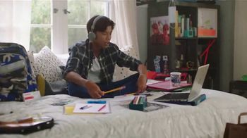 Staples TV Spot, 'School Goes On: Wherever'