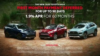 2020 Toyota RAV4 TV Spot, 'Start the Car' Song by So Many Wizards [T2] - Thumbnail 7