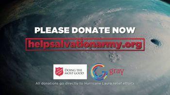 The Salvation Army TV Spot, 'Hurricane Laura' - Thumbnail 5