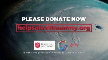 The Salvation Army TV Spot, 'Hurricane Laura' - Thumbnail 6