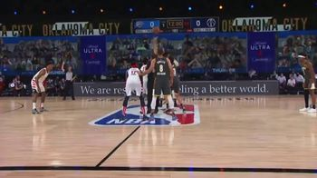 Michelob ULTRA Courtside TV Spot, 'New Normal' - Thumbnail 4