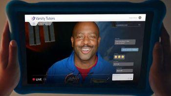 Varsity Tutors TV Spot, 'Astronaut' Featuring Leland Melvin