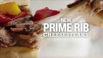 Arby's Prime Rib Cheesesteaks TV Spot, 'Magic' Song by YOGI - 1374 commercial airings