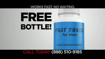 Fast Track for Men TV Spot, 'Free Bottle' - Thumbnail 5