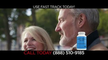 Fast Track for Men TV Spot, 'Free Bottle'