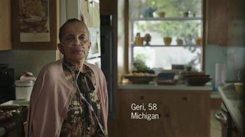 Centers for Disease Control and Prevention TV Spot, 'Geri: Start Thanksgiving in October'