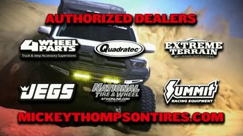 Mickey Thompson Performance Tires & Wheels TV Spot, 'Mud, Muscle and Mayhem: Baja' - Thumbnail 7