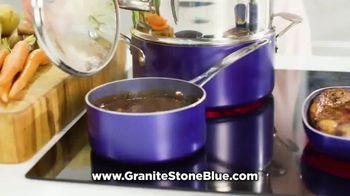 Granite Stone Blue TV Spot, 'Ultra Non-Stick'