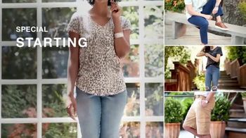 Macy's Labor Day Sale TV Spot, '1,200-Thread Count Sheets, Fall Trends & Women's Shoes' - Thumbnail 3