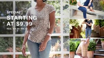 Macy's Labor Day Sale TV Spot, '1,200-Thread Count Sheets, Fall Trends & Women's Shoes' - Thumbnail 4