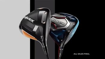 Dick's Sporting Goods TV Spot, 'Golf Galaxy: Pick a Callaway Pro to Win the U.S. Open' - Thumbnail 9