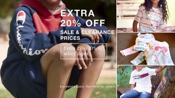 Macy's Labor Day Sale TV Spot, 'Jeans, Accessories and School Clothes' - Thumbnail 4