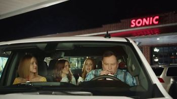 Sonic Drive-In TV Spot, 'Eating in the Car' - Thumbnail 1