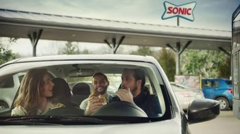 Sonic Drive-In TV Spot, 'Eating in the Car' - Thumbnail 4