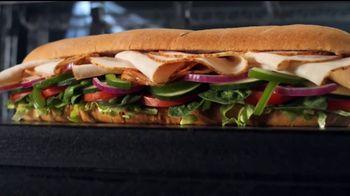 Subway TV Spot, 'Belichick Sleeves' Featuring Bill Belichick - Thumbnail 7