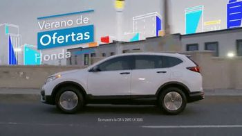 Honda Evento Verano de Ofertas TV Spot, 'CR-V y HR-V' canción de Danger Twins [Spanish] [T2] - Thumbnail 4