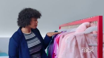 Nordstrom Rack Clear the Rack Sale TV Spot, 'Extra 25% Off Clearance'