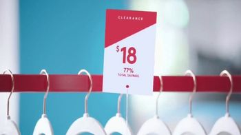 Nordstrom Rack Clear the Rack Sale TV Spot, 'Extra 25% Off Clearance' - Thumbnail 6