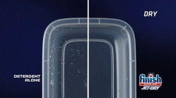 Finish Jet-Dry 3 in 1 TV Spot, 'Wet Dishes' - Thumbnail 8