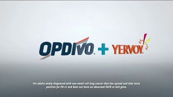 Opdivo + Yervoy TV Spot, 'Combination Immunotherapy Treatment' - Thumbnail 2