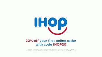 IHOP Ultimate BreakFEASTS TV Spot, 'Except for Bears: 20% Off' - Thumbnail 7