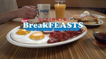 IHOP Ultimate BreakFEASTS TV Spot, 'Except for Bears: 20% Off' - Thumbnail 2