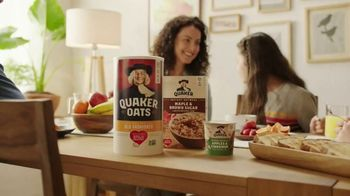 Quaker TV Spot, 'Where New Normals Are Created'