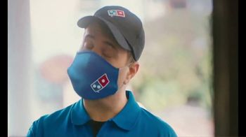 Domino's Cheeseburger and Chicken Taco Pizza TV Spot, 'Designed to Be Delivered' - Thumbnail 6