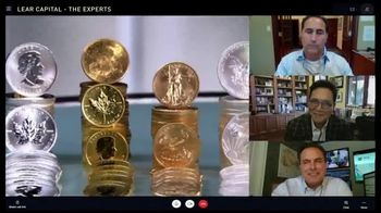 Lear Capital TV Spot, 'Massive Money Printing: Get Up to $5,000 in Bonus Gold or Silver'
