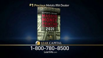 Lear Capital TV Spot, 'Massive Money Printing: Get Up to $5,000 in Bonus Gold or Silver' - Thumbnail 6