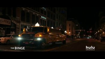 Hulu TV Spot, 'The Binge' Song by The Missing Links - Thumbnail 5