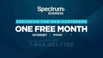 Spectrum Business TV Spot, 'Doesn't Mean Back to Normal: One Free Month' - Thumbnail 2
