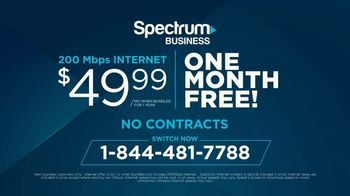 Spectrum Business TV Spot, 'Doesn't Mean Back to Normal: One Free Month' - Thumbnail 5