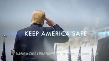 Donald J. Trump for President TV Spot, 'Sworn Duty' - Thumbnail 10