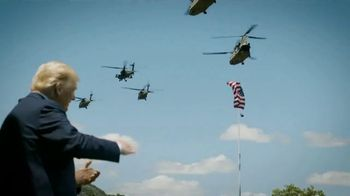 Donald J. Trump for President TV Spot, 'Sworn Duty' - Thumbnail 8
