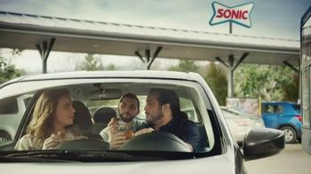 Sonic Drive-In TV Spot, 'Giant Mouth' - Thumbnail 1