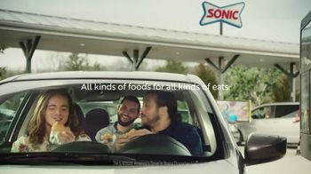 Sonic Drive-In TV Spot, 'Giant Mouth' - Thumbnail 9