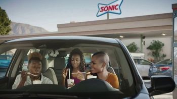 Sonic Drive-In TV Spot, 'Giant Mouth' - Thumbnail 3