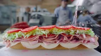 Jersey Mike's Catering Box TV Spot, 'No Excuse Needed'