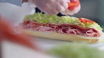 Jersey Mike's Catering Box TV Spot, 'No Excuse Needed' - Thumbnail 4