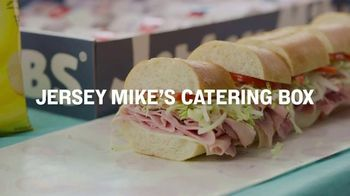Jersey Mike's Catering Box TV Spot, 'No Excuse Needed' - Thumbnail 6