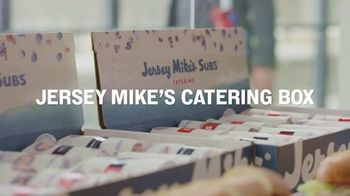 Jersey Mike's Catering Box TV Spot, 'No Excuse Needed' - Thumbnail 7