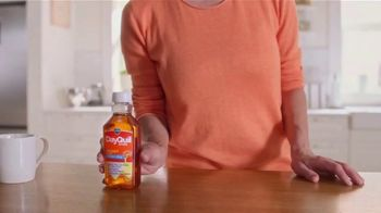 Vicks DayQuil Severe Honey TV Spot, 'Life Doesn't Stop' - Thumbnail 5