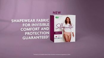 Depend Silhouette Briefs TV Spot, 'This Is an Athlete' - Thumbnail 8