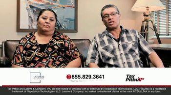 Tax Pitbull TV Spot, 'Reduce su deuda' [Spanish] - Thumbnail 1