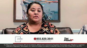 Tax Pitbull TV Spot, 'Reduce su deuda' [Spanish] - Thumbnail 2