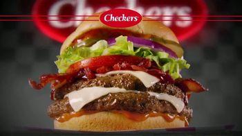 Checkers & Rally's Smoky Barbecue Bacon Buford TV Spot, 'Trophy' - Thumbnail 2
