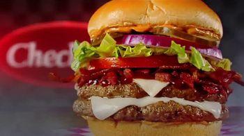 Checkers & Rally's Smoky Barbecue Bacon Buford TV Spot, 'Trophy' - Thumbnail 4