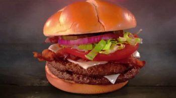 Checkers & Rally's Smoky Barbecue Bacon Buford TV Spot, 'Trophy' - Thumbnail 7