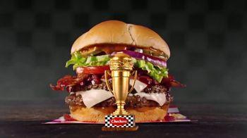 Checkers & Rally's Smoky Barbecue Bacon Buford TV Spot, 'Trophy' - Thumbnail 9